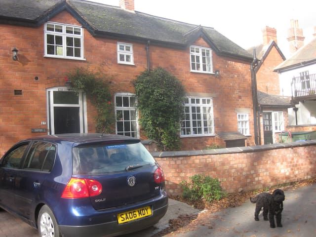 Double room at The Cottage - Lichfield