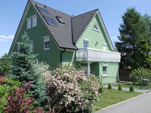Sehr große stilvolle Ferienwohnung  - Dresden - Appartement