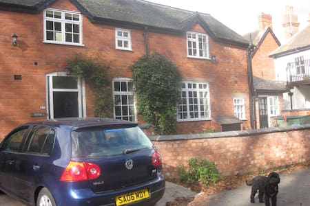 Single Room at The Cottage - Lichfield