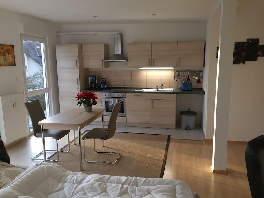 Gem Tliches Renoviertes Apartment Apartments For Rent In Sankt Augustin Nordrhein Westfalen
