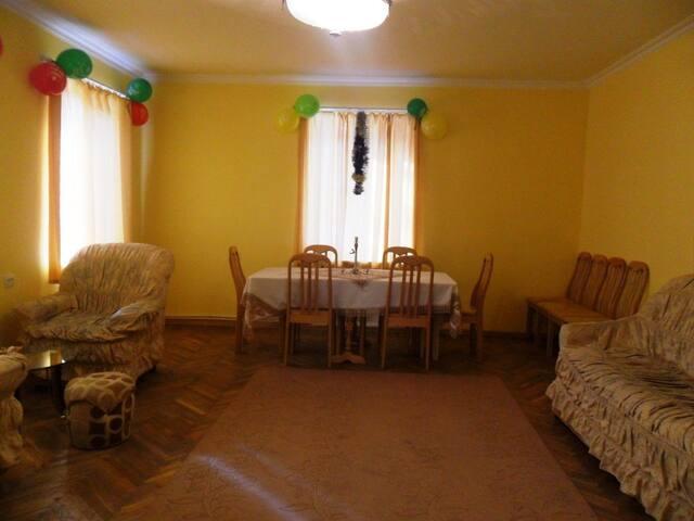 посуточный дом в Цахкадзоре