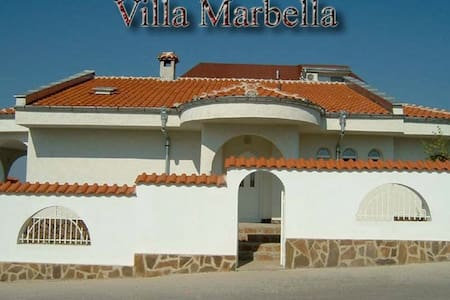 Großzügige Villa Marbella Sv. Vlas - Sveti Vlas