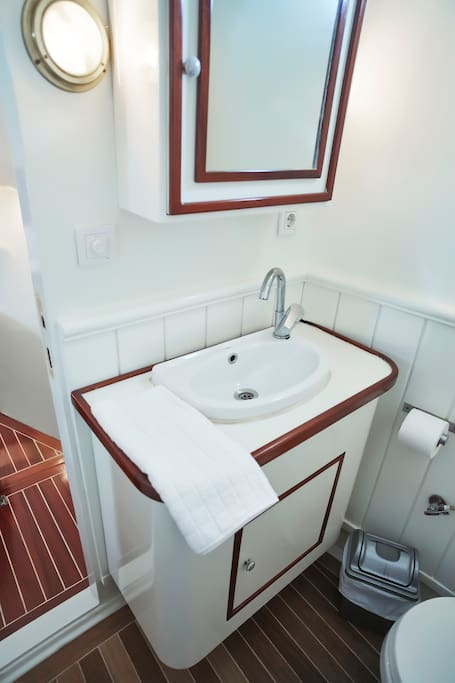 second room wc