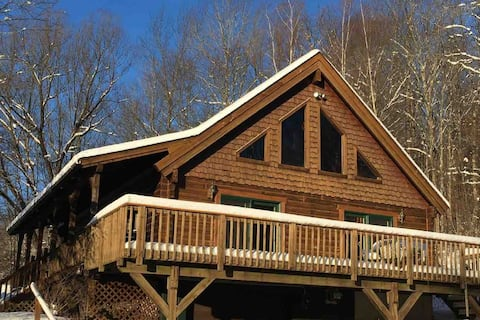 Lulu Lodge- All Season Chalet