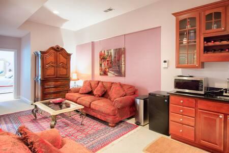 Sam Adams Apartment on Pimmit Run