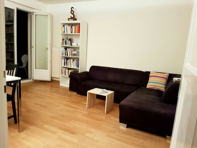 Stylish, quiet, city center & nature at 5min, ciné - Bern - Flat