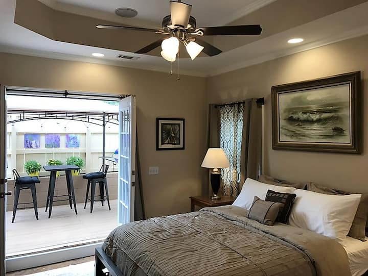 The Garden Suite - A Private Guest Retreat