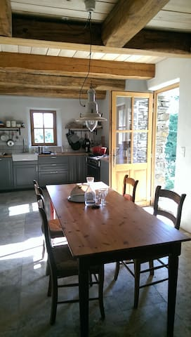 Maison de vacances en Cévennes - Saint-Frézal-de-Ventalon - Casa