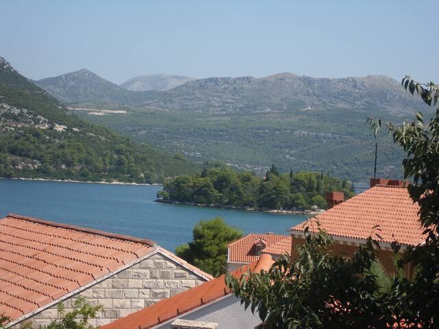 Slavica Apartment, near Dubrovnik - Hodilje - Apartamento