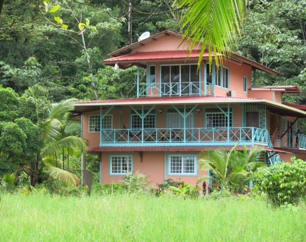 Casa Coral at Paunch Beach - Upper Two Bedroom
