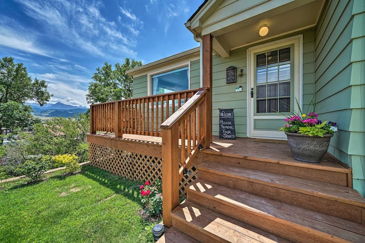 NEW! Yellowstone Country Family Home w/Deck & View