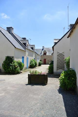 Petite maison , jardin bord de mer - Sarzeau - Talo
