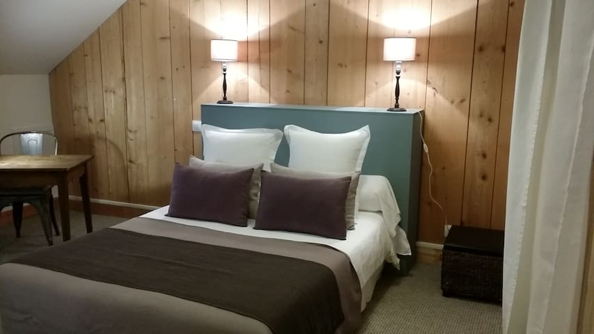 Chambre familiale 4 pers - Châtellerault - Bed & Breakfast