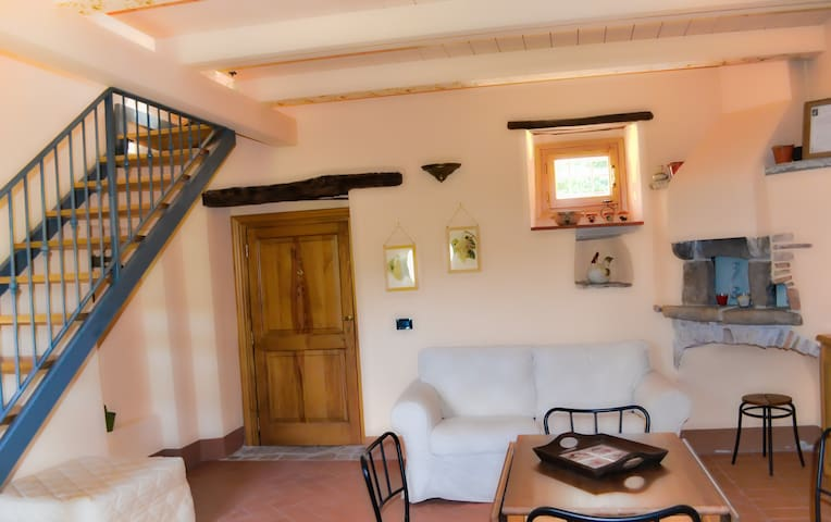 Accogliente casa nel verde n. 14  - Borrello - Appartement