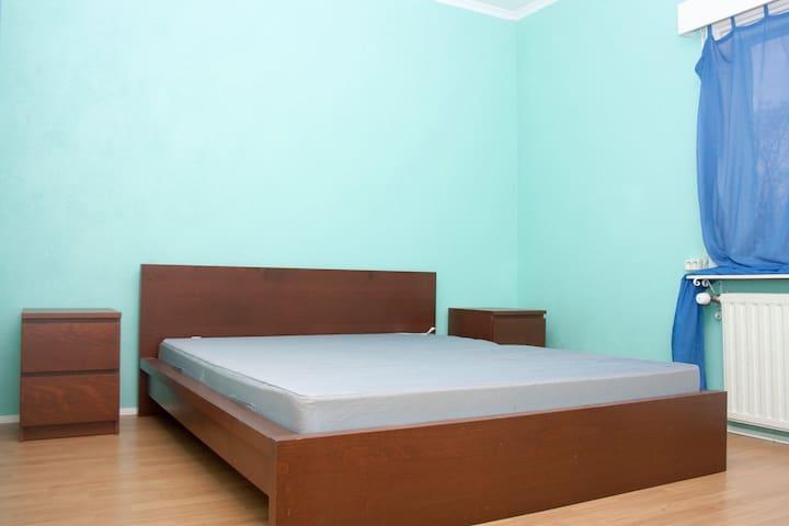 2х комнатная квартира в Imatra - Ruokolahti  - Apartamento