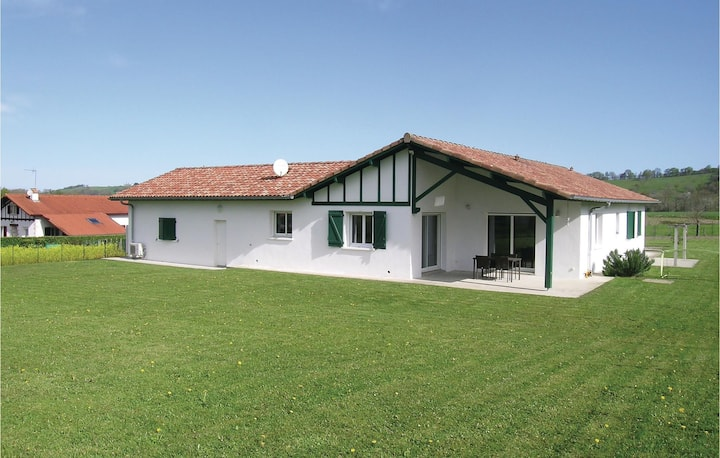 Amazing home in Aicirits Camou Suhast with WiFi and 4 Bedrooms