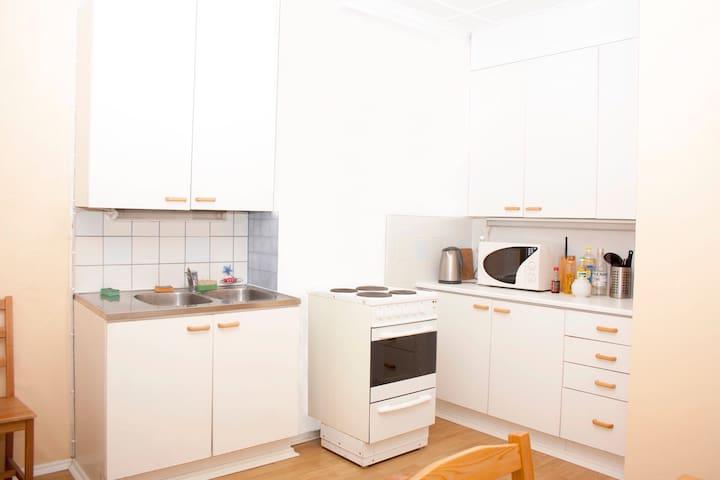 Однокомнатная квартира в Иматре - Ruokolahti - Apartamento