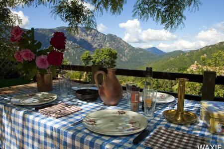 Un gîte de rêve dans la montagne  - Soccia