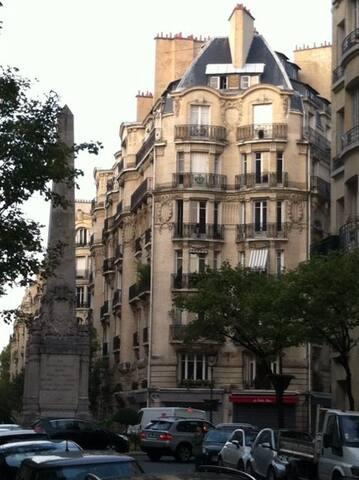 """Studio métro """"Les Sablons"""" ligne n°1"""