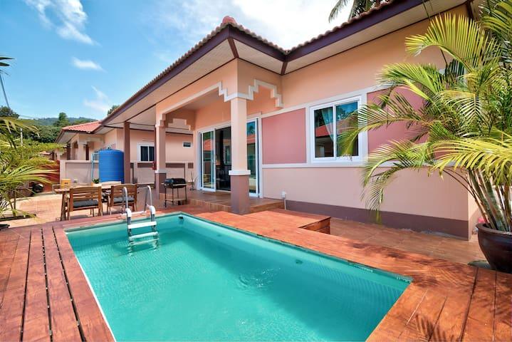 Brand New 3 Bedroom Pool Villa
