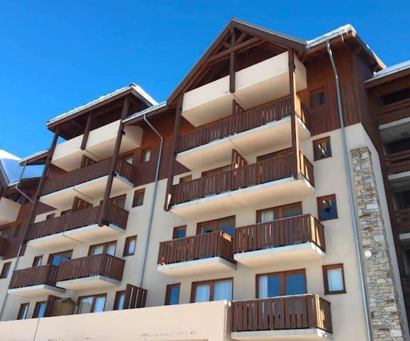 Appartement pied des pistes 6 pers. - Valmeinier - Apartment