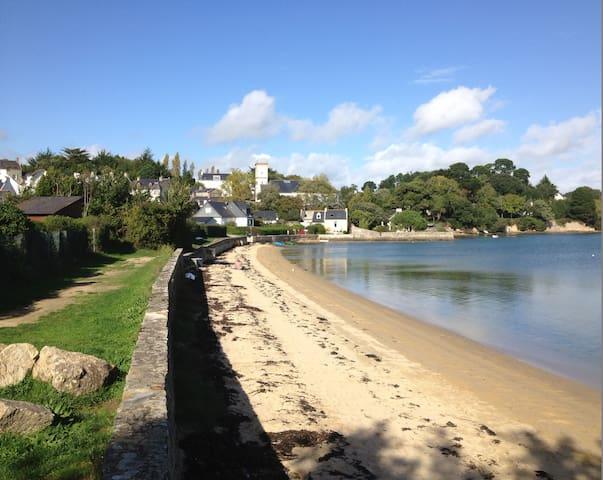 ILE AUX MOINES   classé 4 étoiles proche plage - Île-aux-Moines