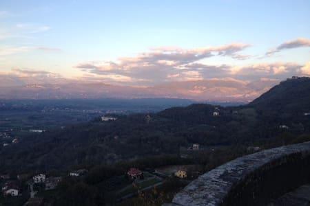 Falvaterra - confort e panorama  - Falvaterra - Leilighet