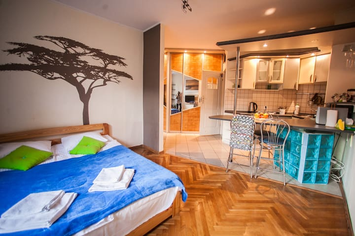 Luxurious 2-room in Warsaw Powiśle - Topiel 25