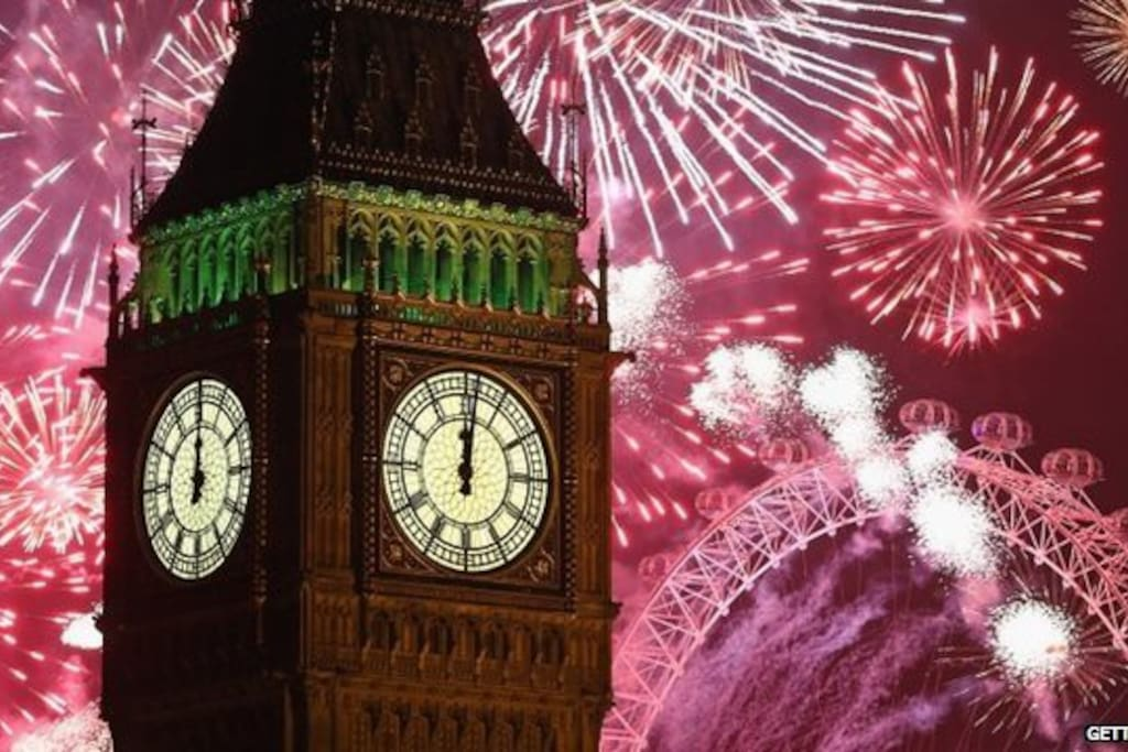 Join the New year festivities. FREE TRAVEL FROM 11.45PM-4.30AM