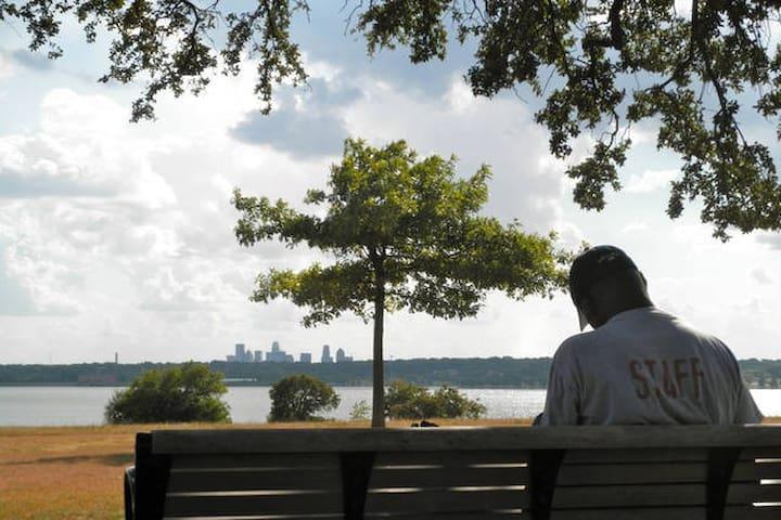 White Rock Lake Home - Dallas - Casa