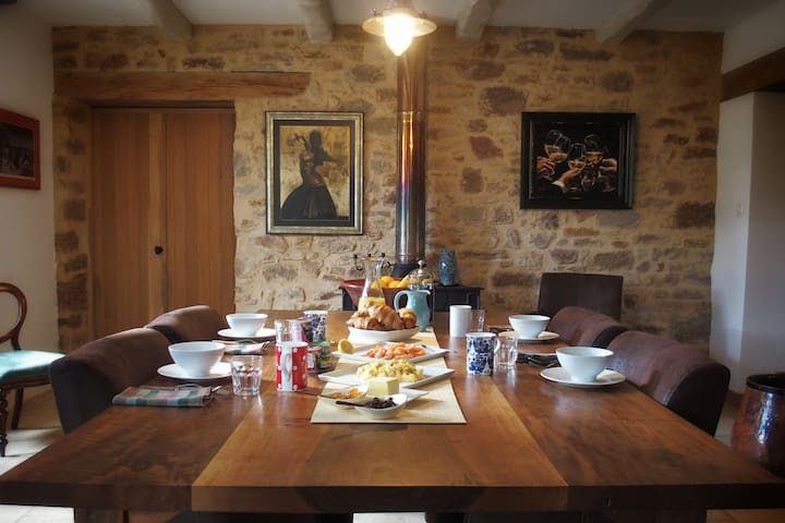 Cosy countryside chambres d'hote - Saint-Marcel-Campes - Bed & Breakfast