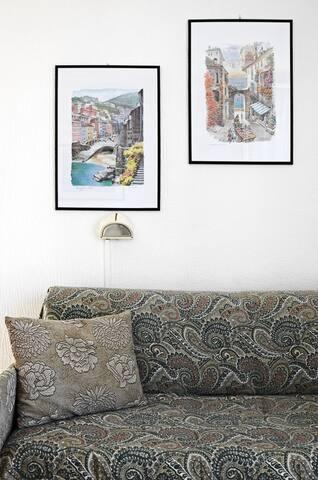 Appartamento Mono 2P Fronte Mare - Pietra Ligure - Appartement