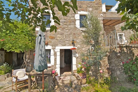 Stay in a Historical Stone House  - Bodrum