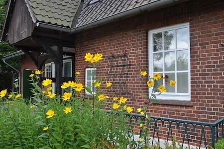 Großzügige Wohnung für Heide-Ferien - Lägenhet