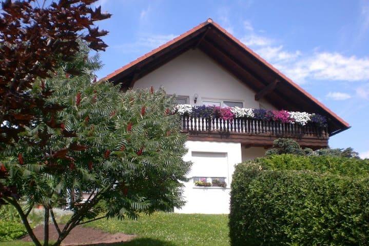 Wohnung mit Osterburgblick - Weida - 公寓