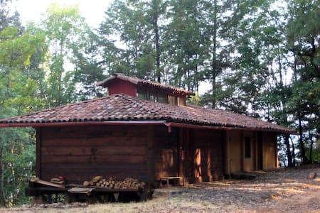 """Cabañas en el bosque """"Erendira"""" - Santa Clara del Cobre - Cabane"""