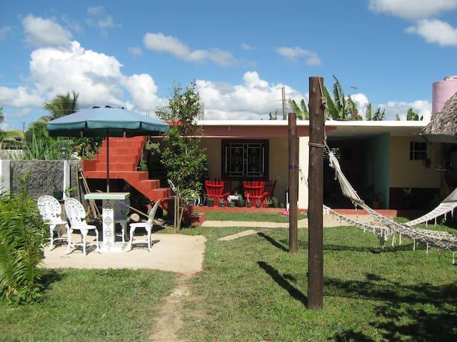Villa Doctora Anara y Didier