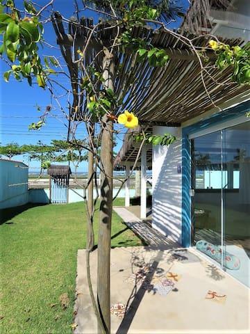 Casa Aloha - Vista para a praia