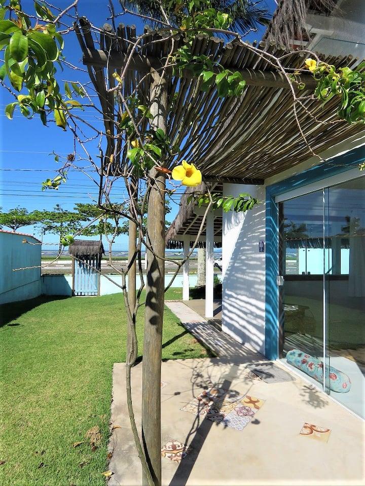 Casa Aloha - De frente para a praia