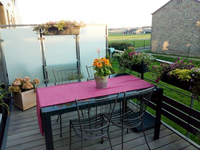 A chacun son petit paradis - Libramont-Chevigny - Apartament