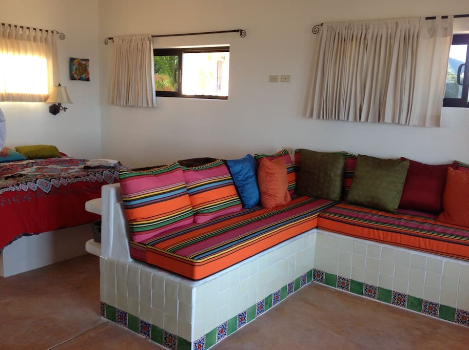 casita with king bed