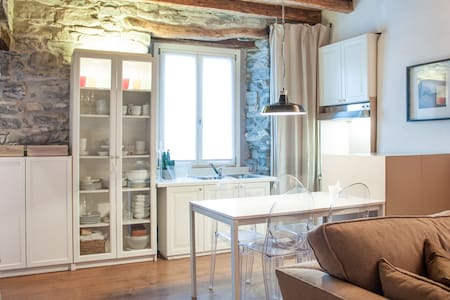 Lovely Stone House - Blevio - Apartment