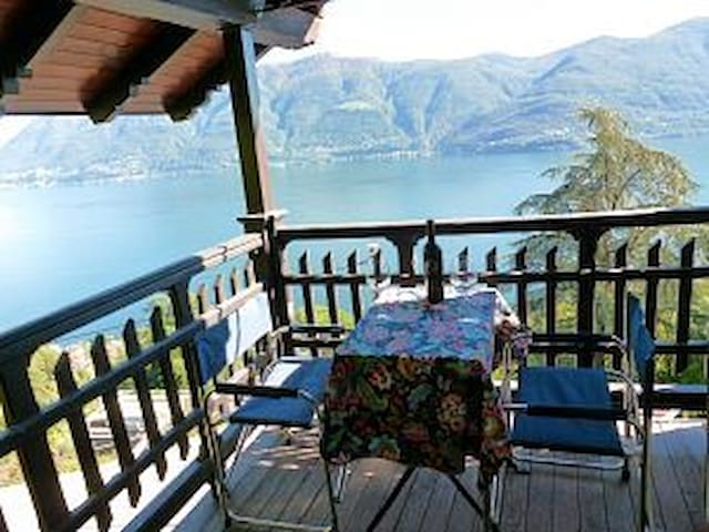 Chalet Bazzi-historisches Haus - Brissago - Apartment