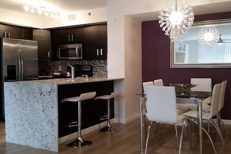 Modern - Fully Equipped - w/Parking - Miami - Apartament