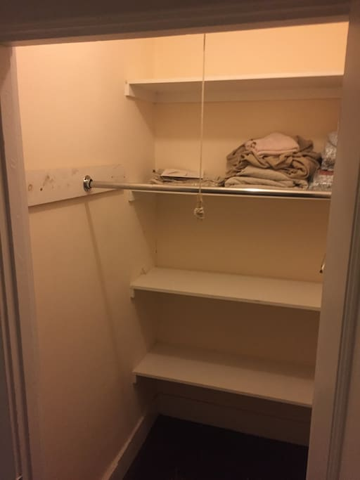 Walk In Bedroom - View: Spacious Closet you can walk into..