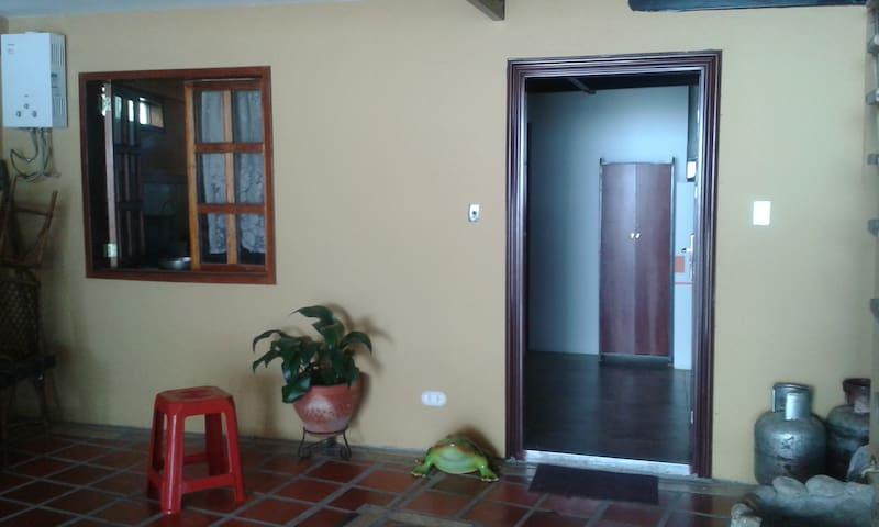 Un espacio para disfrutar - Mérida - Apartamento