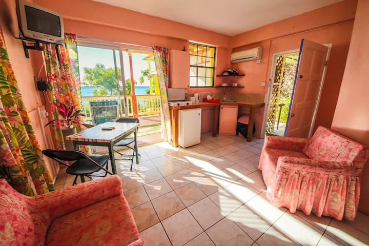 STUDIO FOR TWO   - Castries City - Bed & Breakfast
