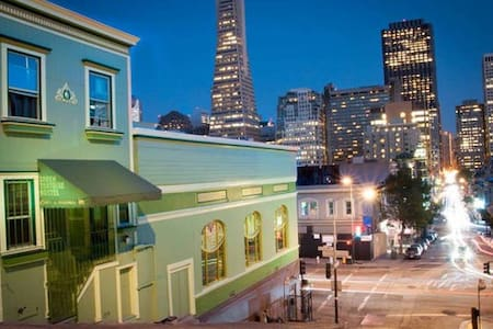 Dorm Beds @ Social SF Hostel #9 - San Francisco