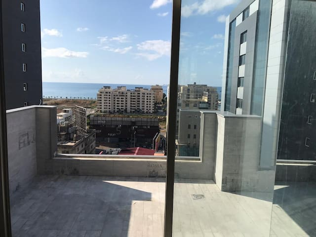 Studio in a  prime location, Dbayeh - Highway