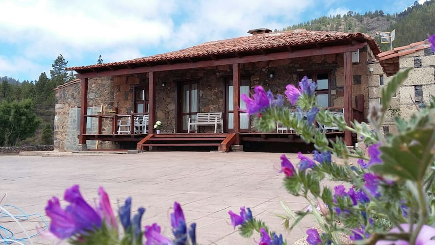Casa/Villa Rural ALTOS CRUZ DE TEA exclusiva!-Wifi - Granadilla de Abona - วิลล่า